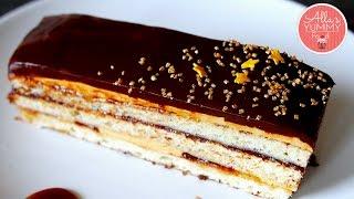 How to make Opera Cake | Торт