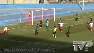 Serie D Girone E Grosseto-Tuttocuoio 3-1