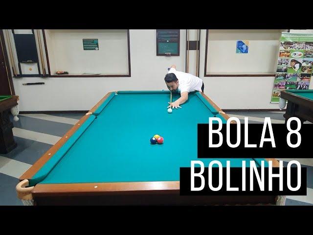 Regra Bola 8 e Jogo de Bolinho - Como jogar?