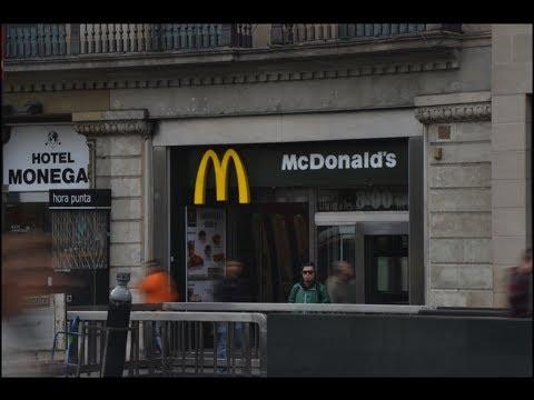 McDonald's: Què hi ha al darrere?