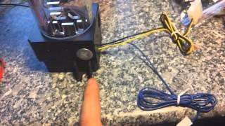 """PC Baulog """"Dark Water"""" Part 3: Pumpen Mod und AGB Teil 1/2"""