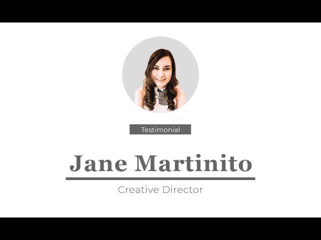 Jane Martinito