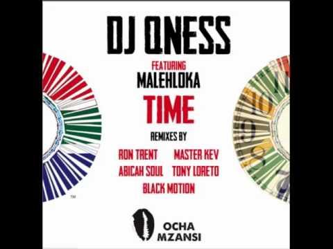 DJ Qness feat Malehloka - Time (Master Kev & Tony Loreto Remix)
