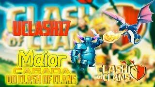 Maior Cagada Do Clash Of Clans