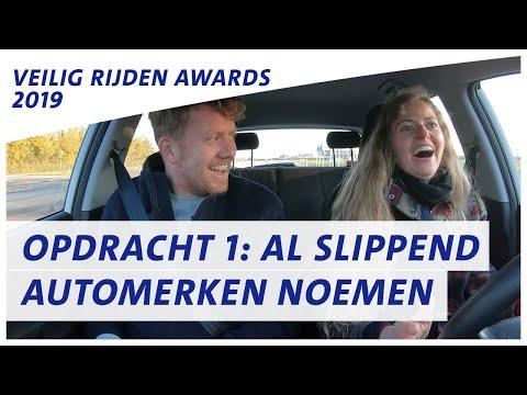 opdracht 1 in de slip zo veel mogelijk automerken noemen anwb veilig rijden awards 2019