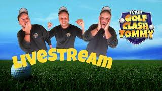 Golf Clash LIVESTREAM, Qualifying round - ALL DIVISION MARATHON - Monster Marsh Tournament!