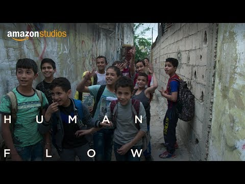 Human Flow Official Trailer [HD] | Amazon Studios