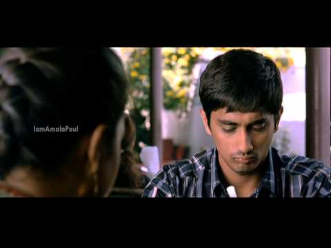 Difference In A Girl And Guy's Thinking - An Entertaining Scene From Kadhalil Sodhapuvadu Yeppadi