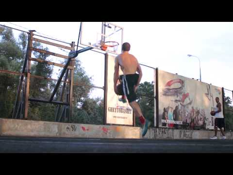 """TFB::Dunks:: 6'2"""" Dmitry Krivenko aka Smoove Crazy Dunk Session in Moscow!"""