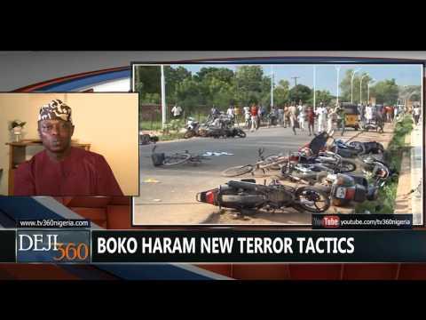 Boko Haram new terror tactics
