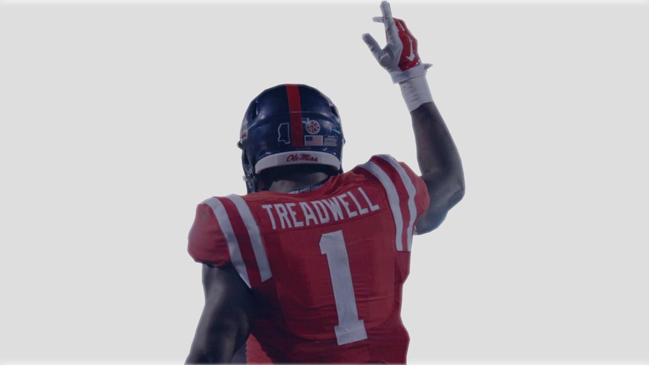 Laquon Treadwell The Next Dez Bryant Minnesota Vikings Draft Pick Highlights Hd