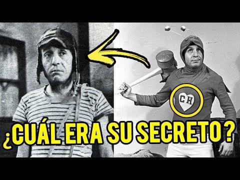 Lo que nunca supiste de CHESPIRITO | EL CHAVO DEL 8 | ROBERTO GÓMEZ BOLAÑOS CURIOSIDADES