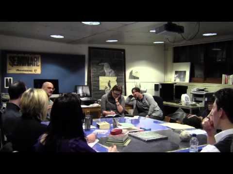 CFAR-BCU Media Arts Philosophy Practice (Mattia Paganelli) 3. Rhizomes  and  Refrains