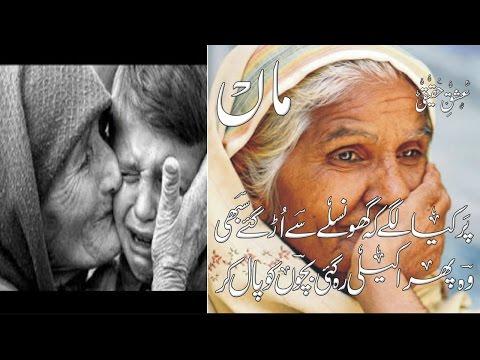 Apni Khilqat Pe Kar Ghor Insan Zara by Anas Younus | Maa ki Shan naat - kalam Maa ki shan