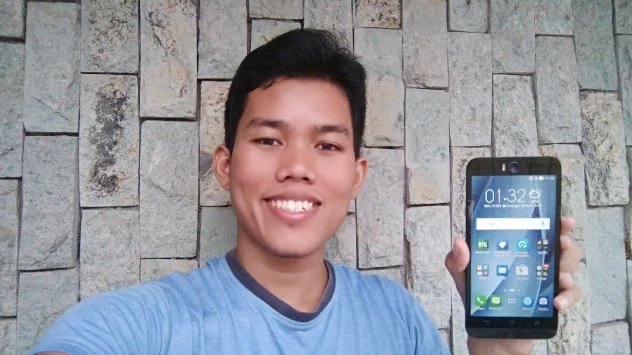 Unboxing Review ASUS Zenfone Selfie Indonesia
