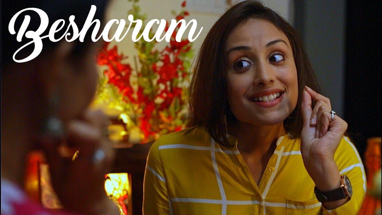 बेशरम लड़की   Besharam ft. Geetanjali Tikekar & Anupriya Kapoor   Mother's Day Film   The Short