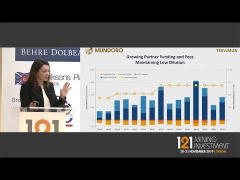 Presentation: Mundoro Capital - 121 Mining Investment London Autumn 2019