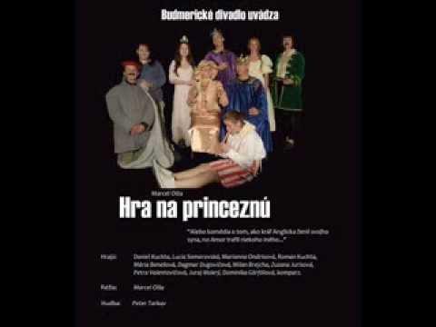Budmerické divadlo - Hra na princeznú: Spievam si pesničku