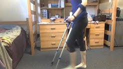 How to Use Elbow Crutches to Save Evergy
