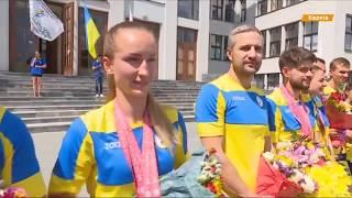 Как украинка побила россиянку и привезла домой 3 золотых медали