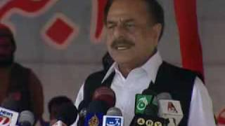 General Hamid Gul in Jamaat e Islami