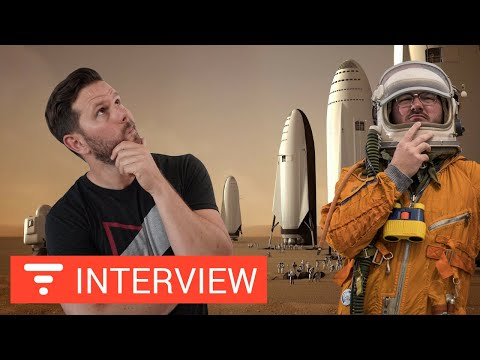 Will SpaceX BFR Really Work? Interview with Tim Dodd the Everyday Astronaut