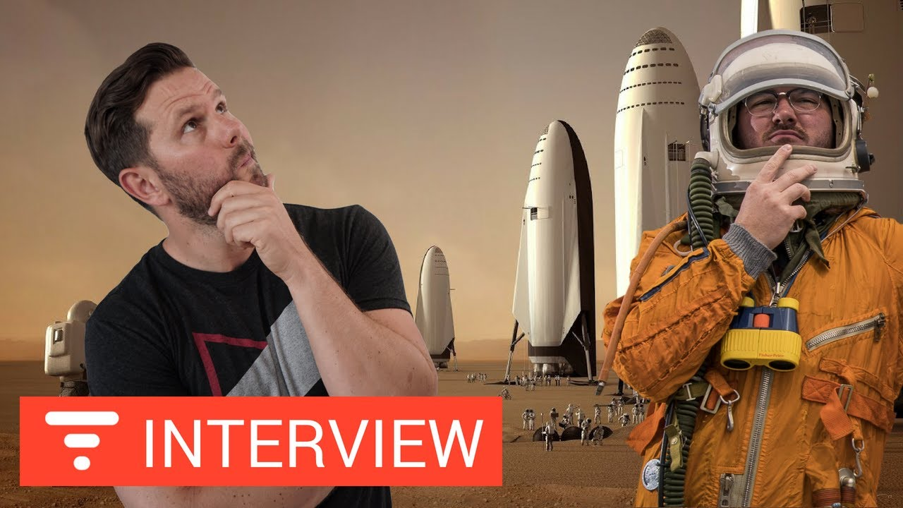 Will SpaceX BFR Really Work? Interview with Tim Dodd the ...