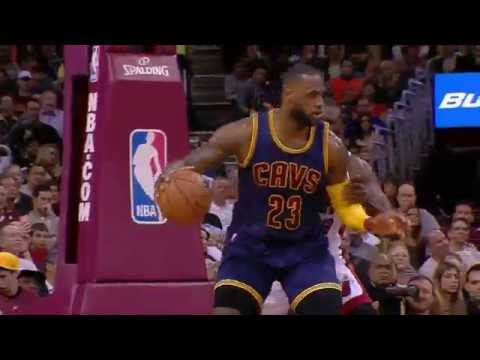 LeBron James Passes Ewing on All-Time Scoring List