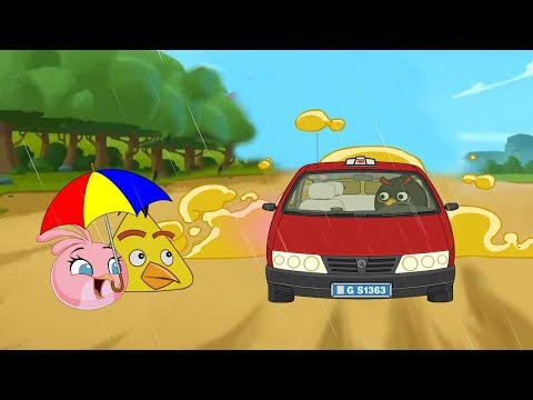 Angry Birds Animation : Call the Taxi