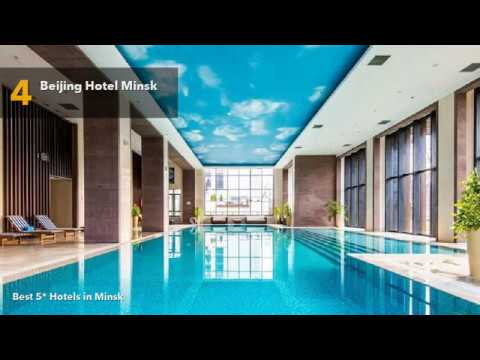 🔴 Best 5 star Hotels in Minsk, Belarus