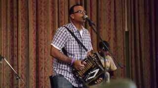 Brian Jack and The Zydeco Gamblers - Gotta Find My Woman - Live In Opelousas