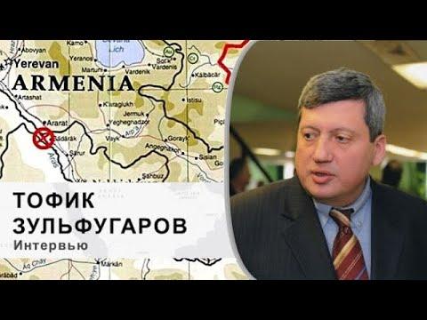 Ереван получит удар прямо из Нахчывана