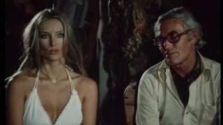 """To Agistri"" (1977) ""The Hook""   Barbara Bouchet. Music by Giorgos Hatzinasios"