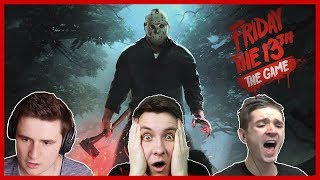 ÚTĚK NA LODI! - Friday the 13th /w Bax, House