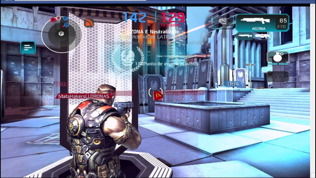 shadowgun deadzone se nemůže připojit k dohazování serverurandí s těžkým mužem