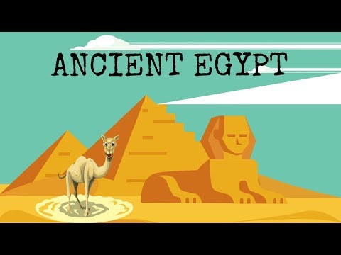 Guided Meditation For Children | ANCIENT EGYPT | Kids Bedtime Meditation Story