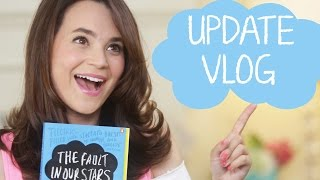 ★ The Fault in Our Stars + Updates! ★ Thumbnail