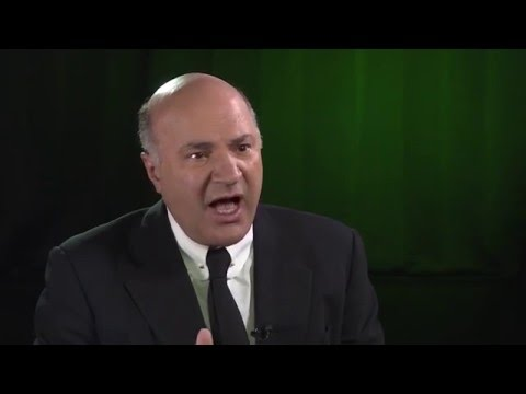 Shark Tank's Kevin O'Leary on only buying stocks that pay dividends