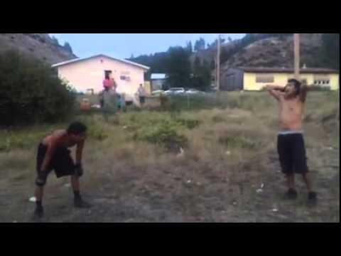 Lame Deer fights