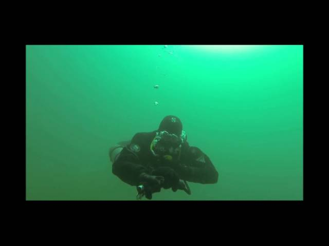 Safety-Drill Tank links aktiv -sidemount-explorer