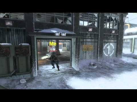 Black Ops - Wallbanging a Hacker