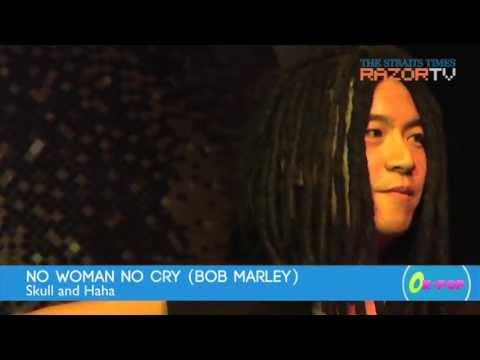 No Woman No Cry by Skull and Haha