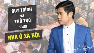Quy trình thủ tục mua nhà ở xã hội tại Hà Nội