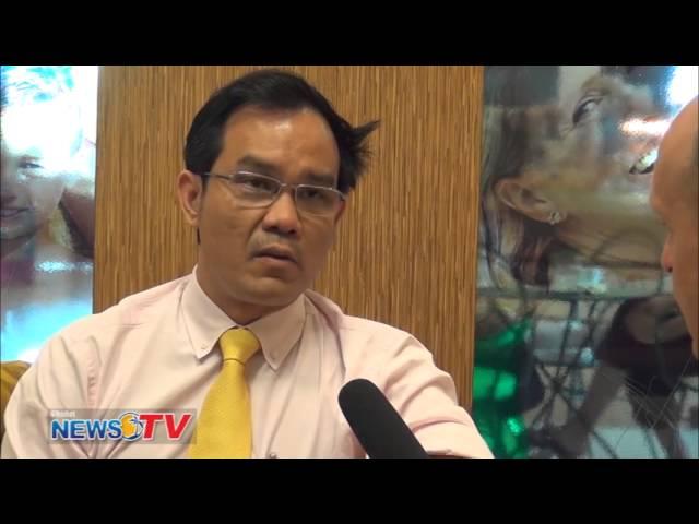 Phuket TV: Interview with Dr Art Hiranyakas, Director of Bangkok-Phuket Colorectal Disease Institute