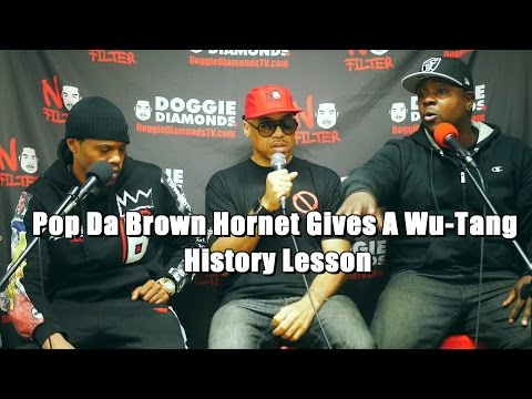 Pop Da Brown Hornet And King Just Gives Us A Wu-Tang Clan History Lesson
