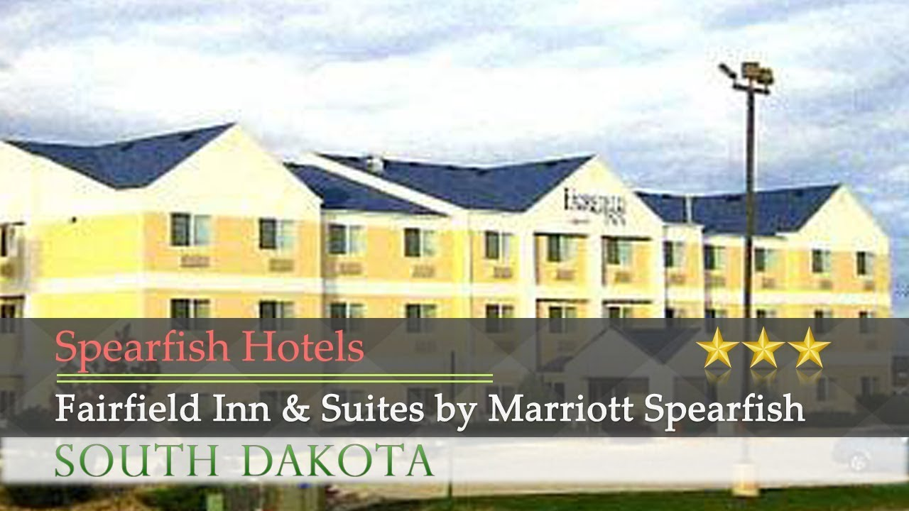Fairfield Inn Suites By Marriott Spearfish Hotels South Dakota