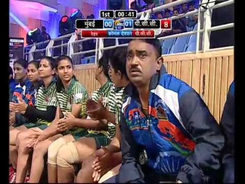 MKL Season 2 -  FEMALE MUMBAI VS PCC