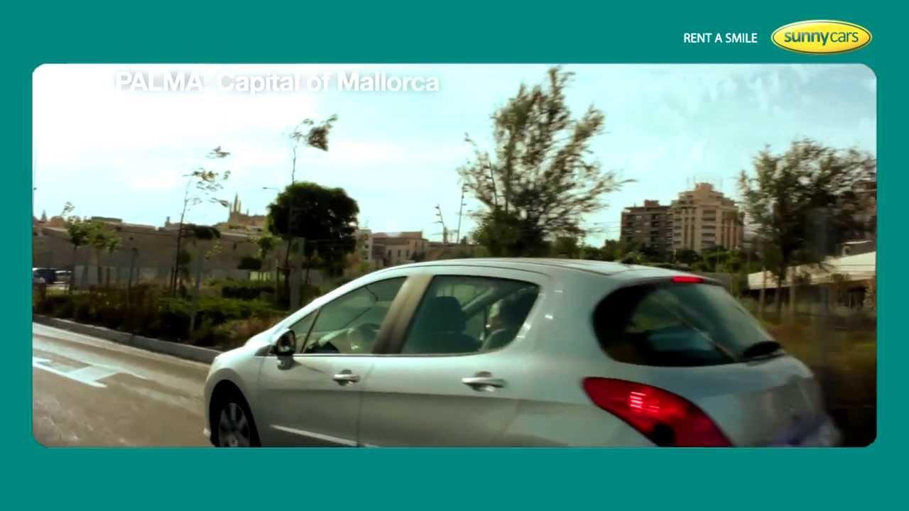 sunny cars rent a smile youtube. Black Bedroom Furniture Sets. Home Design Ideas