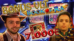 SLOT VLT BOOK OF RA - VINTI 7000€ [CLASSIC]