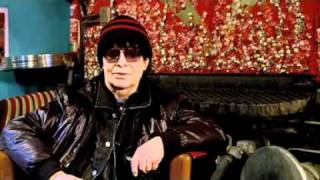 ALAN VEGA :: Suicide survivor (interview)